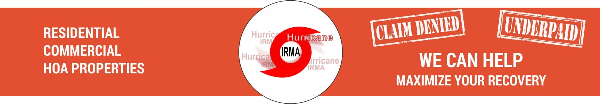 Huricane Irma Public Adjuster Claims Experts