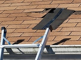 Roof Leaks - Public adjuster