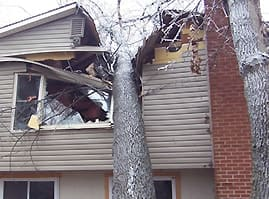 Wind Damage Insurance Adjuster